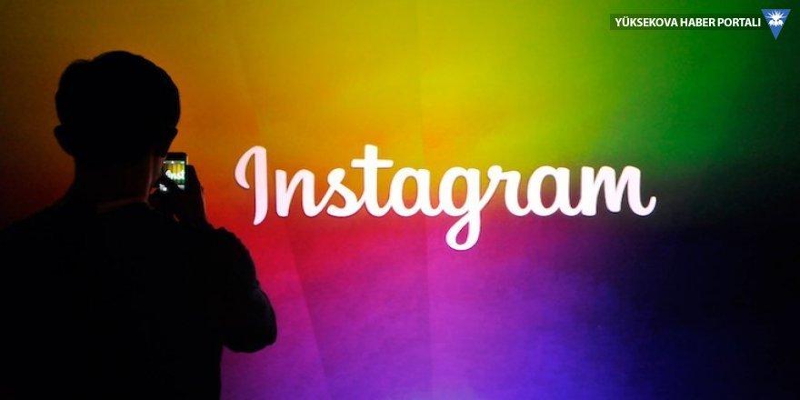 Instagram'da 'beğeni' testi