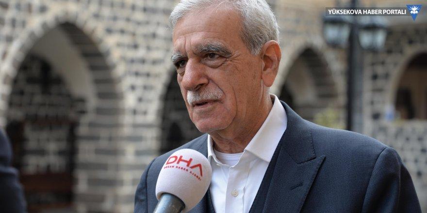 Ahmet Türk: İttifak görüşmelerinde Kürtlerin hassasiyetleri göz önüne alınmalı