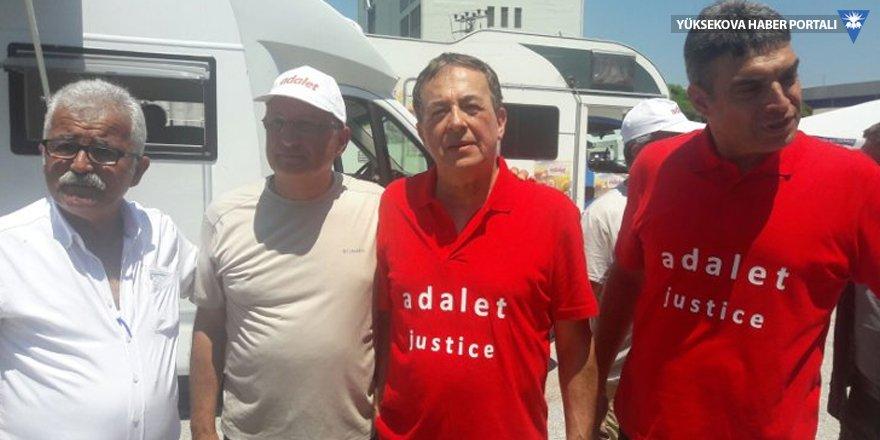 Sosyalist Enternasyonal Genel Sekreteri Ayala: Adalet Yürüyüşü büyüyecek