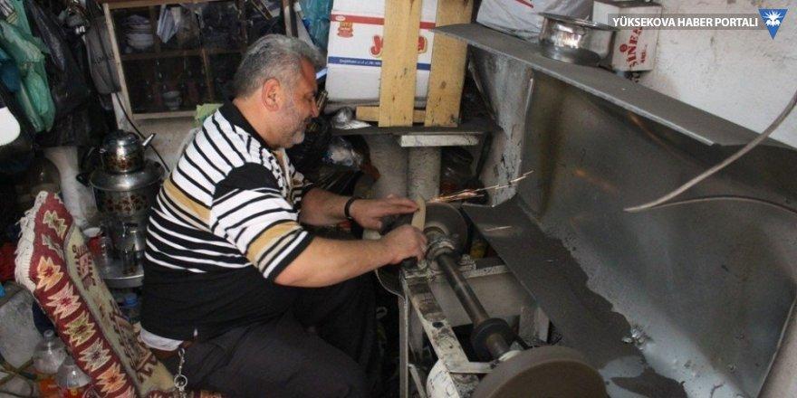 Bıçakçılar teknoloji ve Çin malına bileniyor
