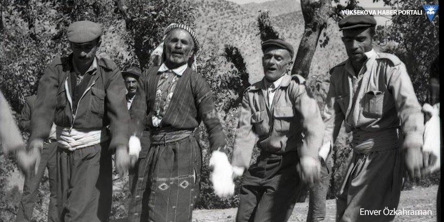 Çukurca / Bîyadir köyü - 1970'li yıllar