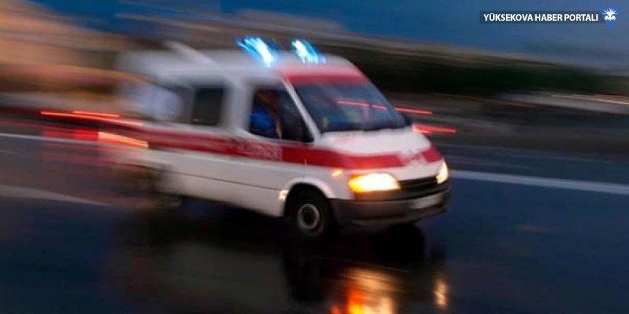 Uludere'de iki işçi öldürüldü