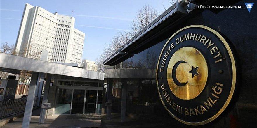 Dışişleri Bakanlığı'nın logosu değiştirildi