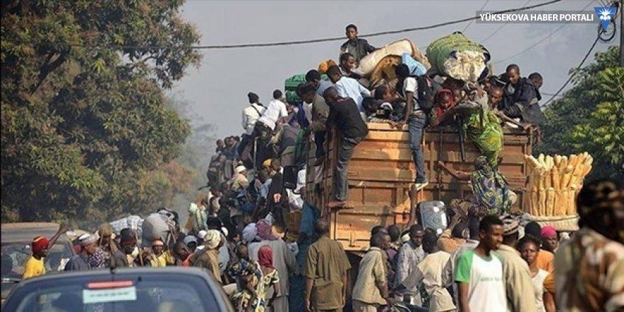 Orta Afrika Cumhuriyeti'nde kamyon devrildi: 77 ölü