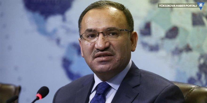 Bozdağ: AP'nin kararı Türkiye için yok hükmünde