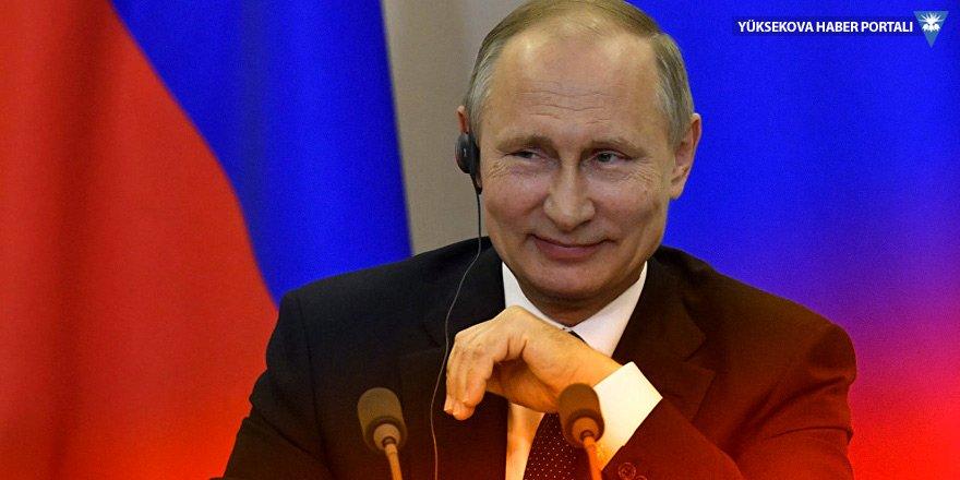 Putin: Suriye'deki bütün yabancı güçler çekilmeli