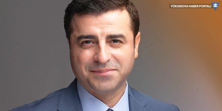 AİHM: Demirtaş'ın tutukluluğuna son verilsin