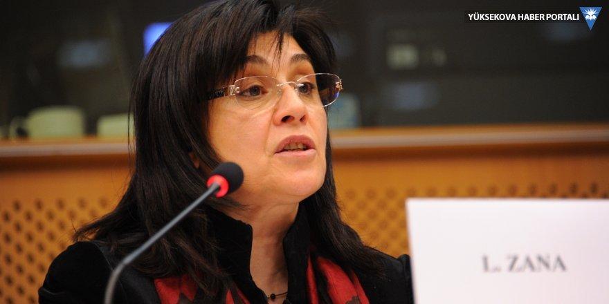 HDP'li Leyza Zana beraat etti