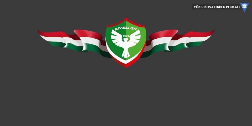 Amedspor Başkanı: Siyasi kurum değil futbol kulübüyüz