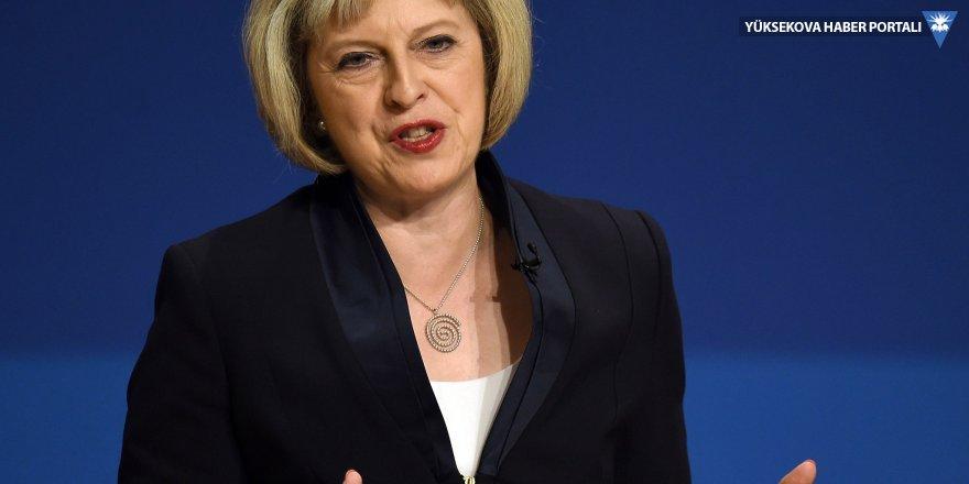 İngiltere başbakanı seçim gecesi ağlamış!