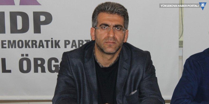 HDP'li vekil Geveri gözaltına alındı