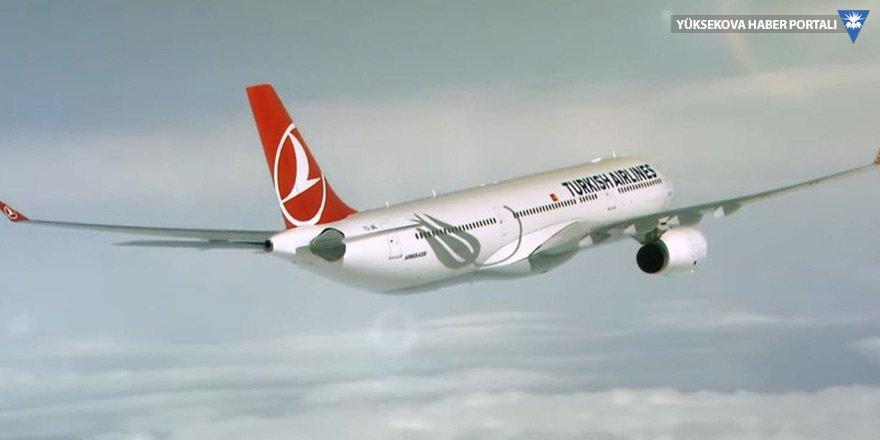 THY uçağı Trabzon'a acil iniş yaptı