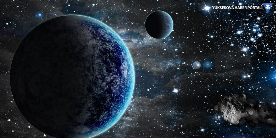 Uzaydan garip sesler geliyor!