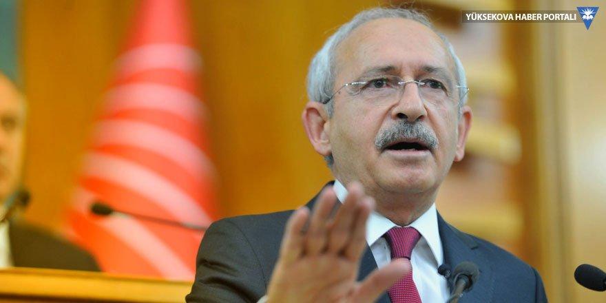 Kılıçdaroğlu: Sana meydan okuyorum