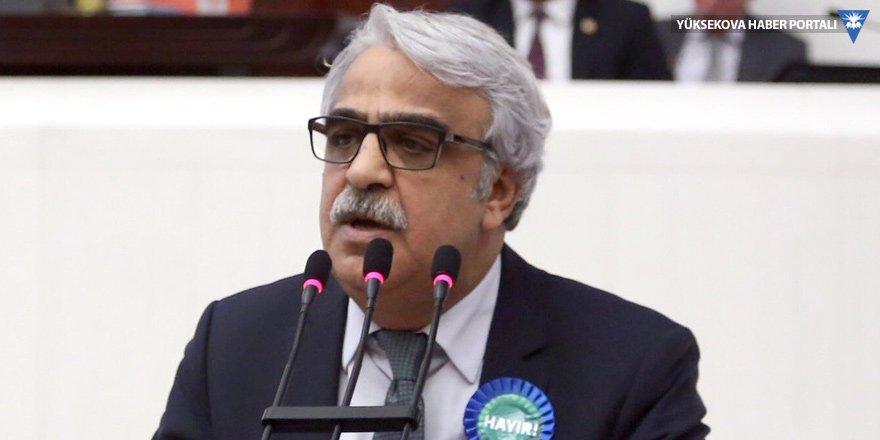 Meclis Başkanvekili Sancar rahatsızlandı