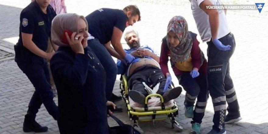 Adliye çıkışı silahlı saldırı: 1 ölü, 3 yaralı