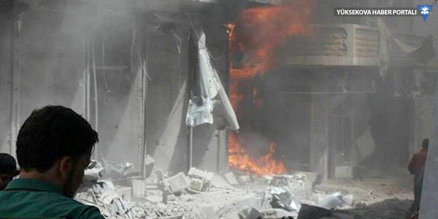 İdlib'de patlama: En az 20 sivil yaşamını yitirdi