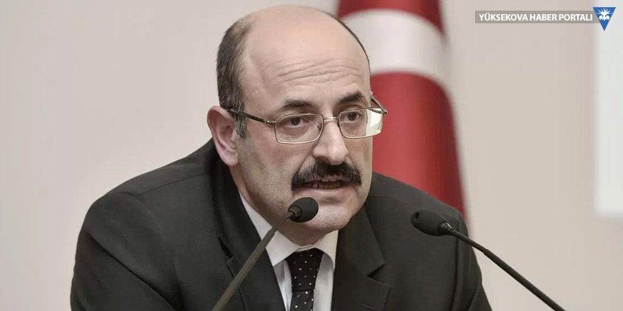 Yekta Saraç, yeniden YÖK Başkanı oldu