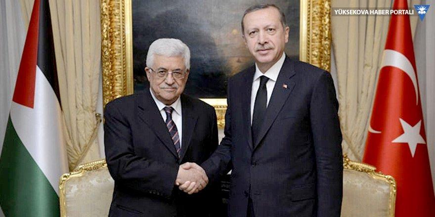 Erdoğan Abbas'ı aradı