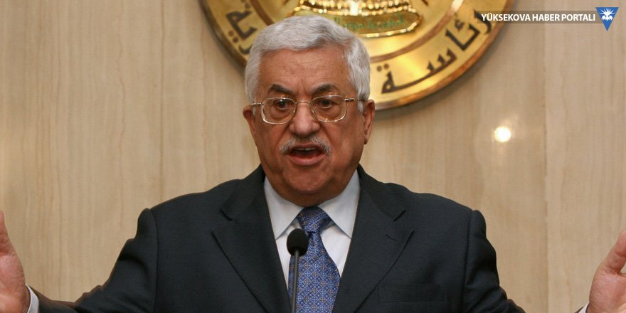Filistin lideri Abbas Yahudilerden özür diledi