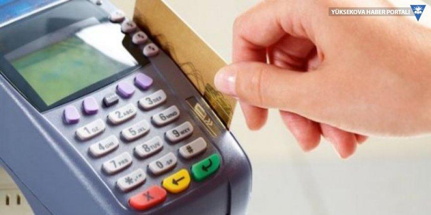 Kredi kartında online alışverişe onay şartı