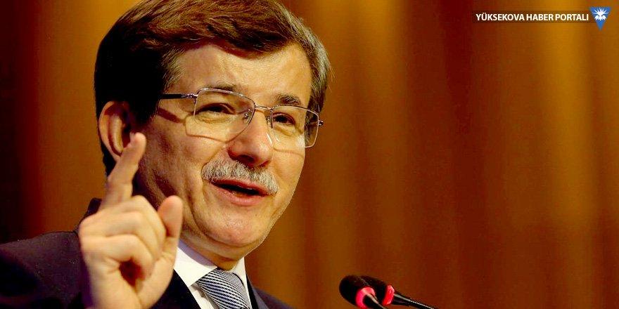 Ahmet Davutoğlu: Andımız uygulaması otoriter zihniyetin ürünü