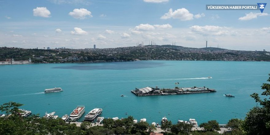 İstanbul'da yeşil alarm