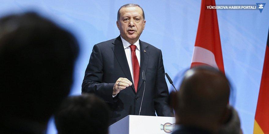Erdoğan'dan yeni talimat