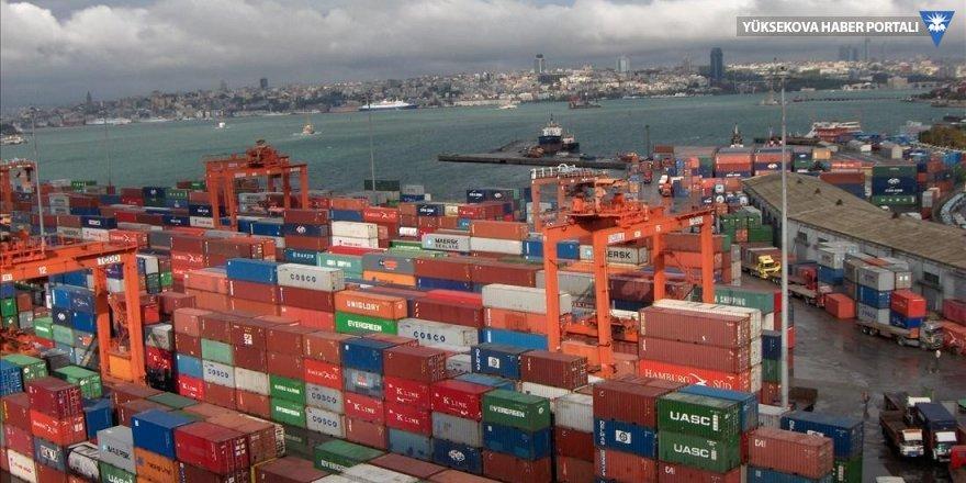 TÜİK: İhracat yüzde 40, ithalat yüzde 27,8 azaldı