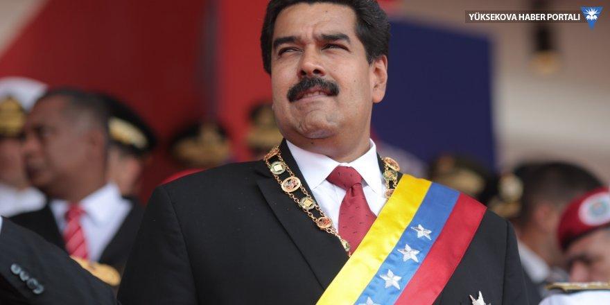 Maduro: ABD bana karşı suikast planlıyor
