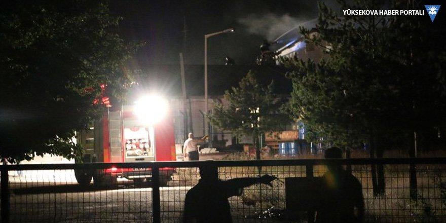 Erzincan'ı karanlığa gömen patlama