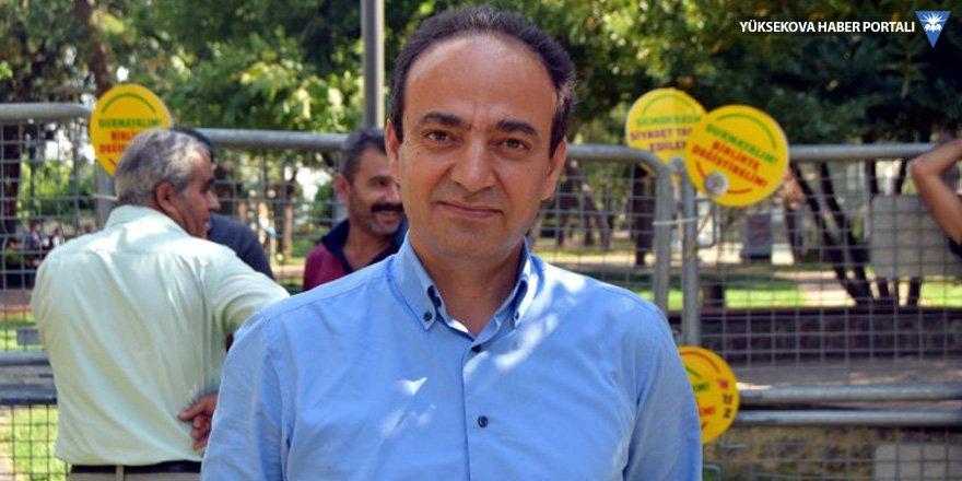 HDP Milletvekili Baydemir'e 6 yıl hapis istemi