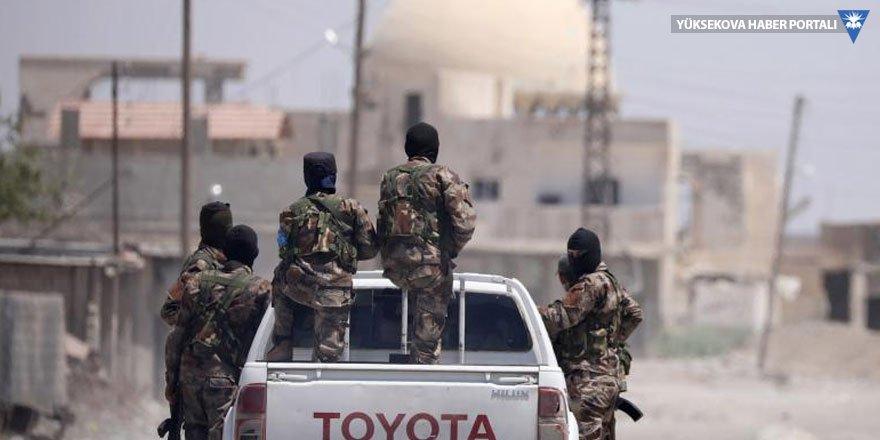 SDG: Rakka'da eski kenti IŞİD'den aldık