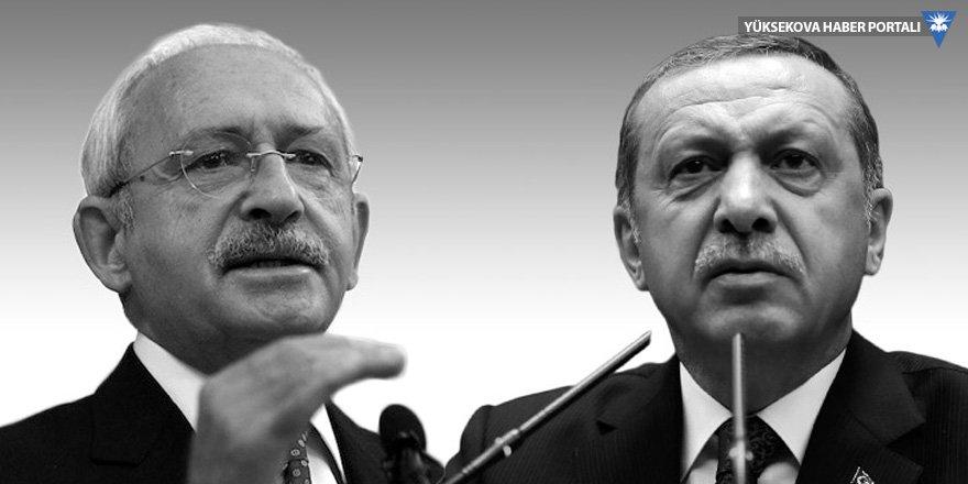 Erdoğan ve Kılıçdaroğlu hakkında suç duyurusu: İkisini de uyarın!