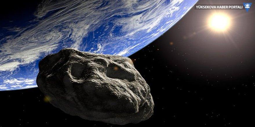 Dünya'ya yaklaşan en büyük asteroid