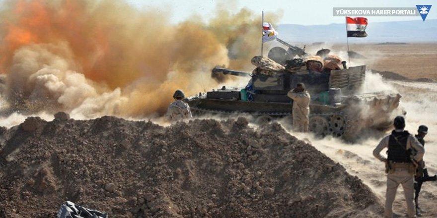 Irak ordusu Tel Afer'e giriyor