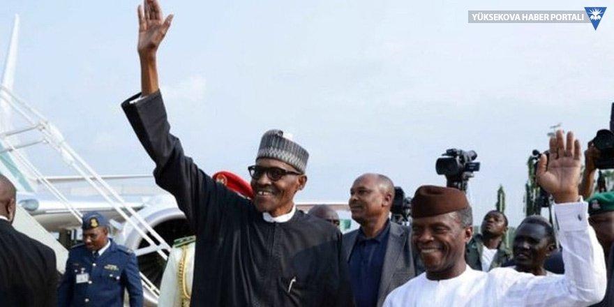 Ofisini fareler bastı: Nijerya Başkanı evinden çalışacak