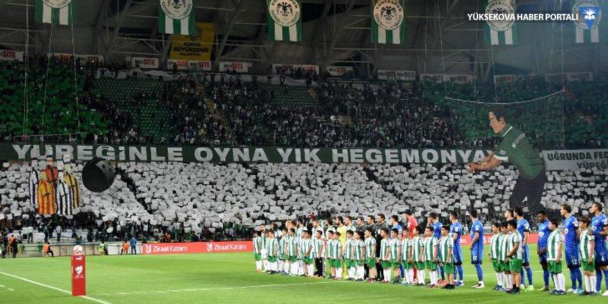 Atiker Konyaspor: Bütün fatura bize kesildi!