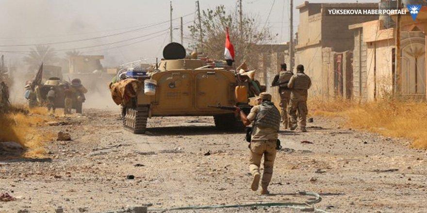 Irak ordusu Tel Afer'de
