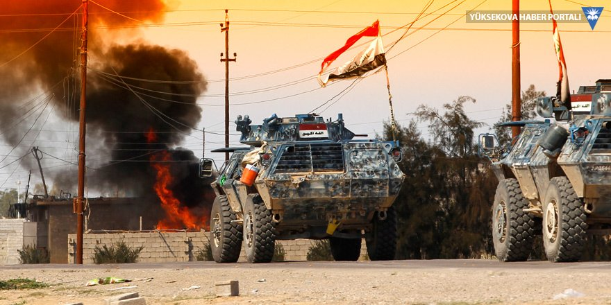 Telafer kent merkezi IŞİD'den alındı