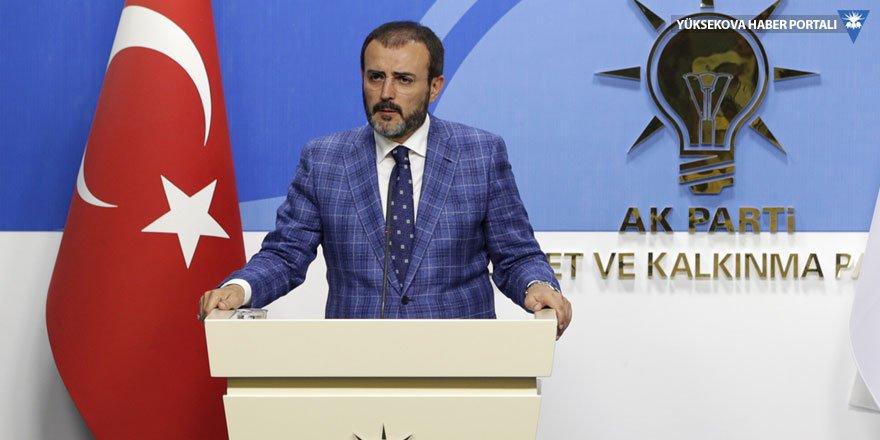 AK Parti Genel Başkan Yardımcısı Ünal: Batıyoruz çığırtkanlığı yapmayın