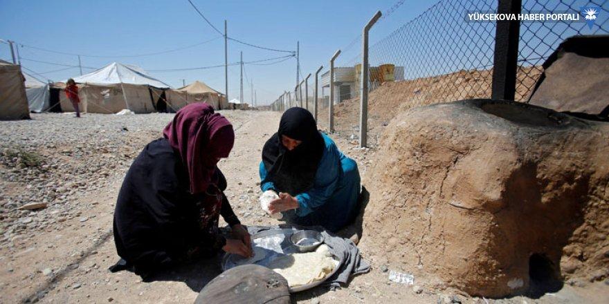 IŞİD'in kadınları ailelerini arıyor