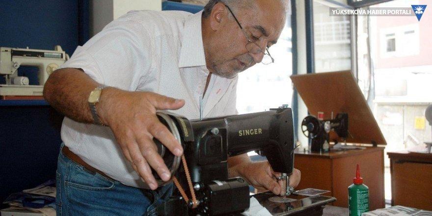 Vazgeçilemeyen asırlık dikiş makineleri