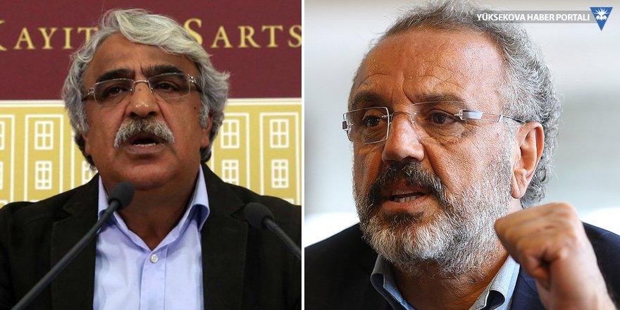 Sancar ve Sakık'tan açıklama: Korkunç! Şu anda cümle kuramıyoruz