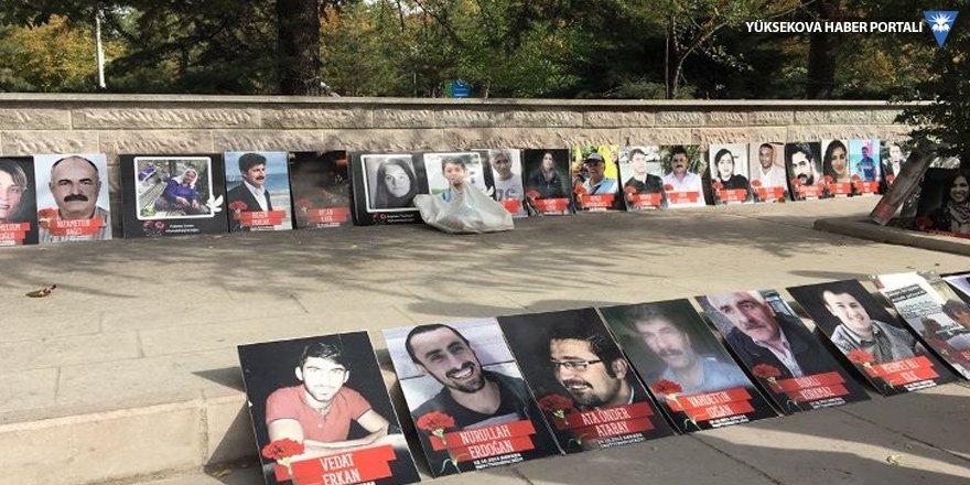 Ankara Gar'ında 1 Eylül buluşması