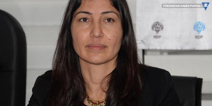 HDP Şırnak Milletvekili Leyla Birlik gözaltına alındı