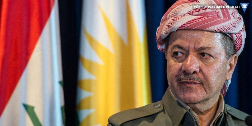 Barzani: Suriyeli Kürtler için endişeliyim
