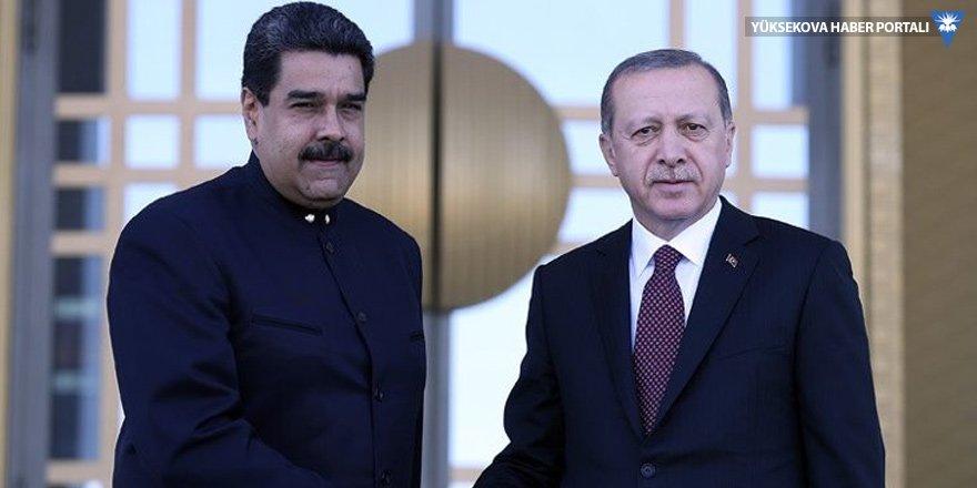 Venezuela, altınlarını Türkiye'ye gönderiyor