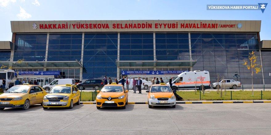 Yüksekova Havalimanının Ekim 2017 istatistikleri