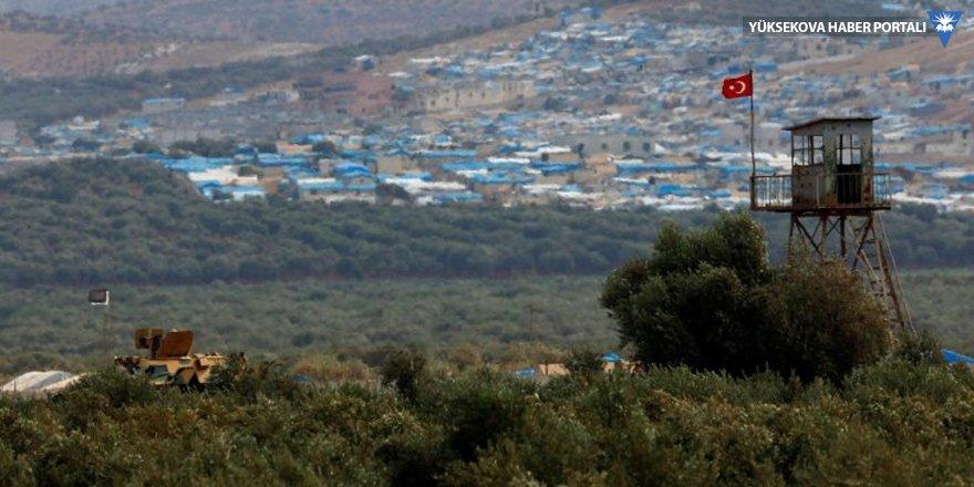 TSK: Fırat'ın doğusuna obüs atışı yapıldı